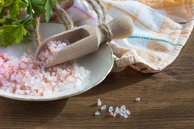 Chvilka domácí relaxace aneb jak na domácí solné rituály?